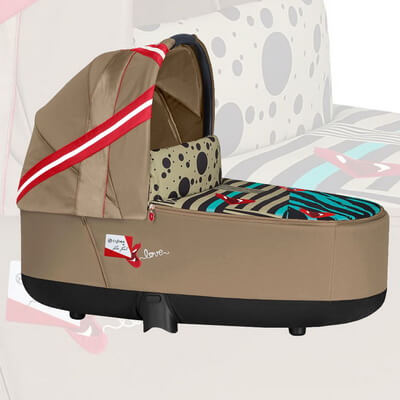 Cybex Priam Carrycot by Karolina Kurkova - люлька для Priam