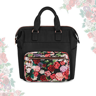 Cybex Priam Bag, Spring Blossom - сумка для мамы