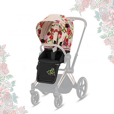 Cybex Priam III Seat Pack - Spring Blossom