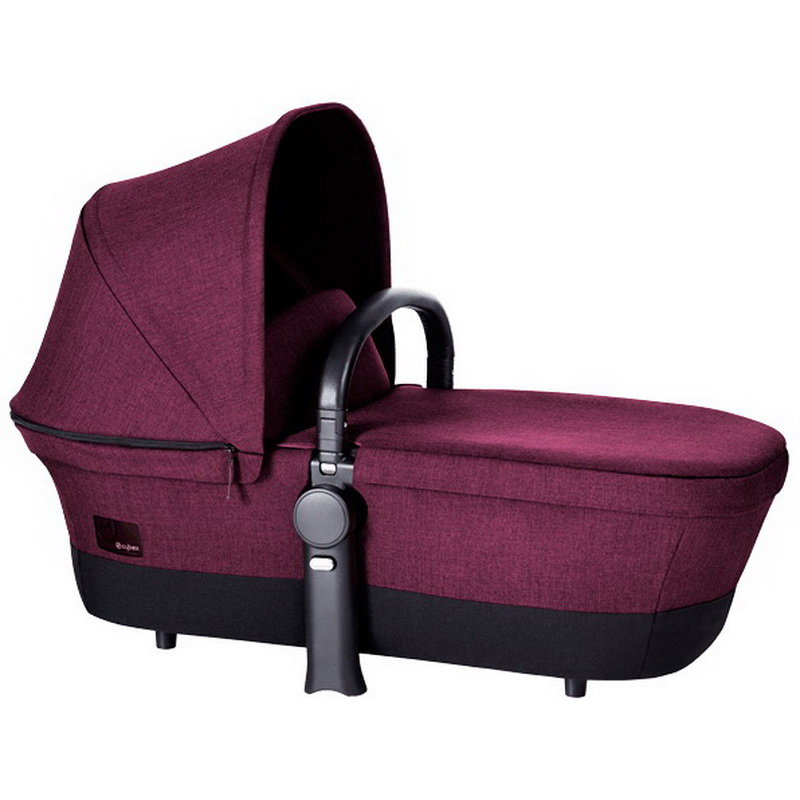 Cybex Priam Carrycot - люлька для Priam Lux - Grape Juice
