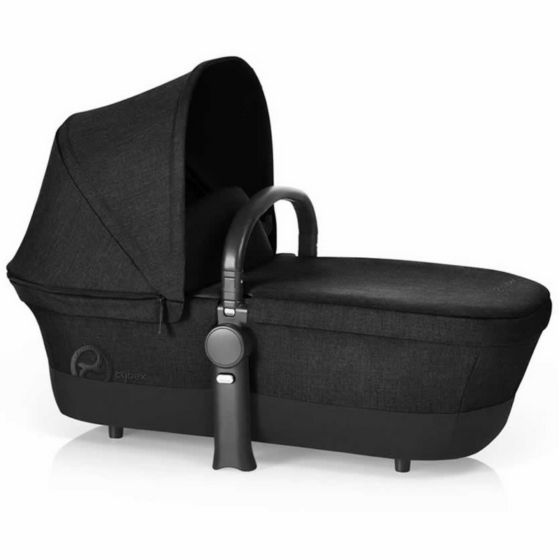 Cybex Priam Carrycot - люлька для Priam Lux - Stardust Black