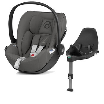 Cybex Cloud Z i-Size + Isofix Base Z