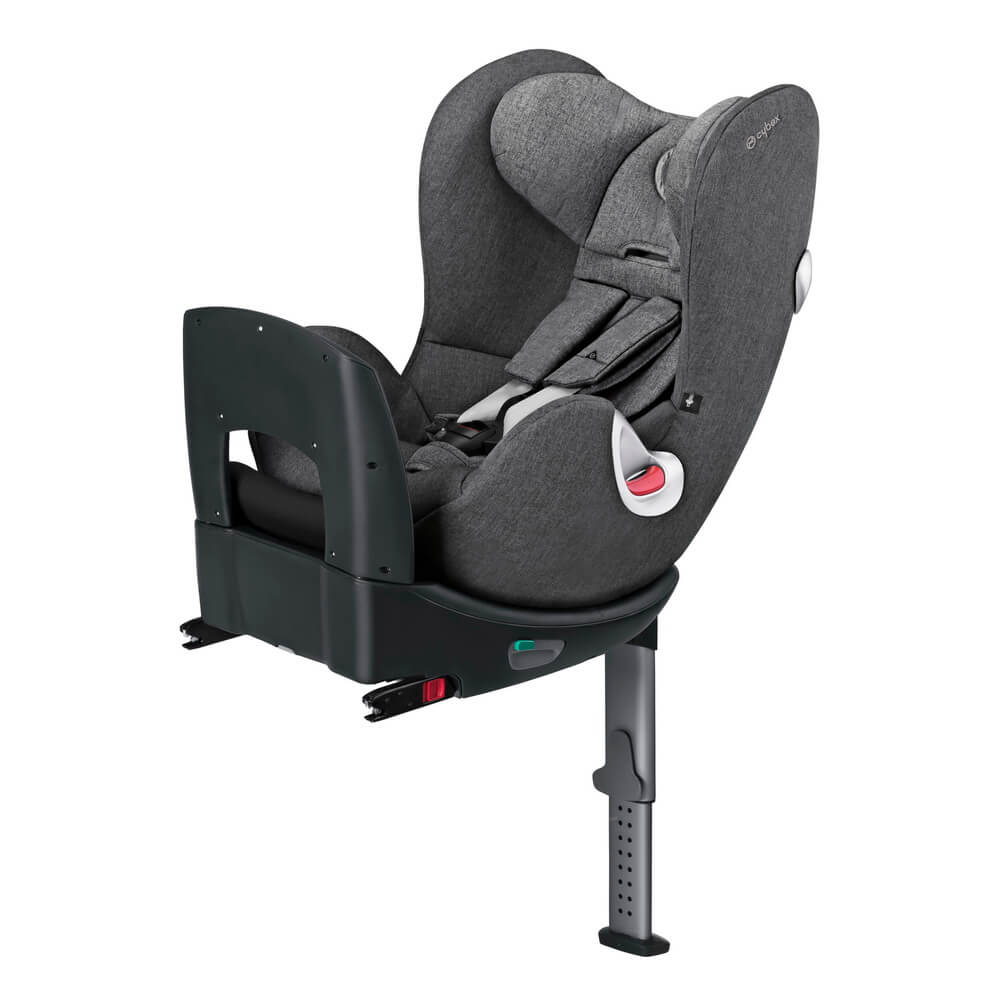 Cybex Sirona Plus - Manhattan Grey