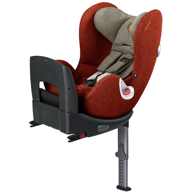Cybex Sirona Plus - Autumn Gold