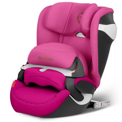 Cybex Juno M-fix - Fancy Pink