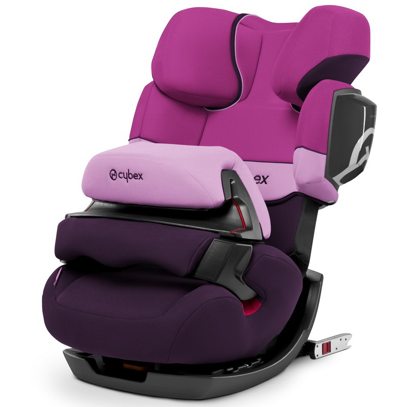Cybex Pallas 2-Fix - Purple Rain