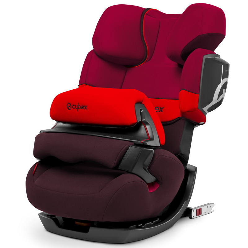 Cybex Pallas 2-Fix - Rumba Red