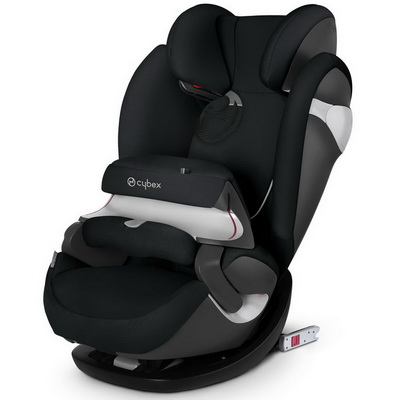 Cybex Pallas M-Fix - Lavastone Black