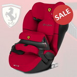 Cybex Pallas M-Fix SL - Ferrari - Racing Red