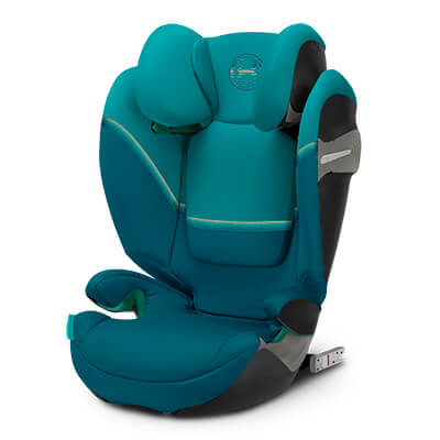Cybex Solution S i-Fix - River Blue