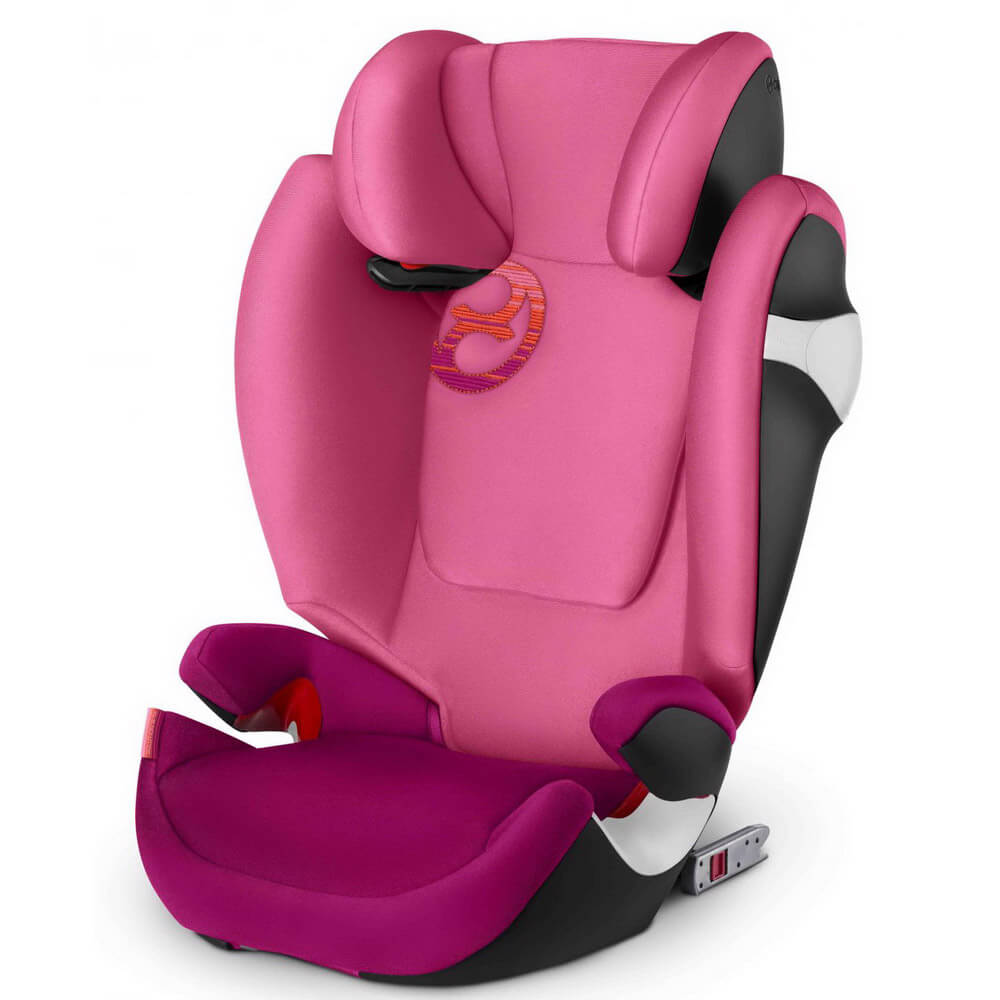 Cybex Solution M-Fix - Passion Pink 2018