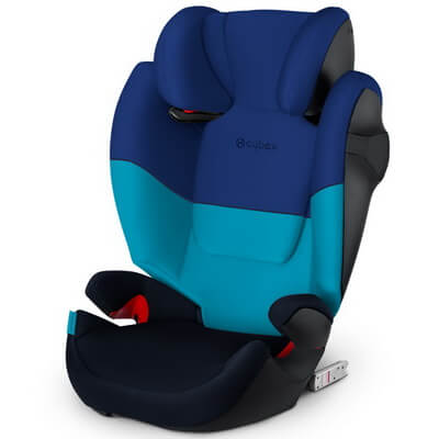Cybex Solution M-Fix - Blue Moon