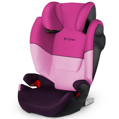 Cybex Solution M-Fix - Purple Rain