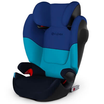 Cybex Solution M-Fix SL - Blue Moon