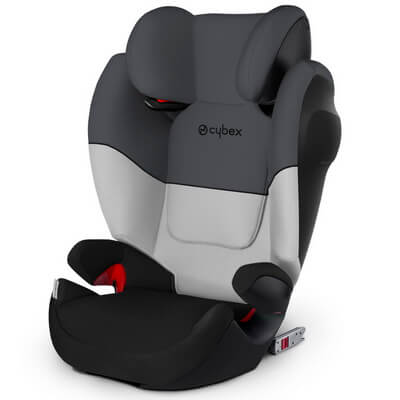 Cybex Solution M-Fix SL - Grey Rabbit