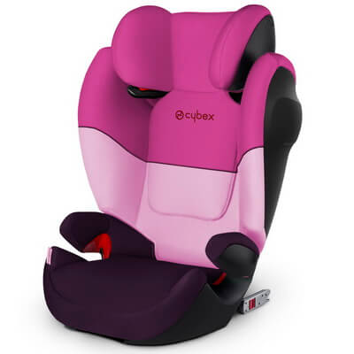 Cybex Solution M-Fix SL - Purple Rain
