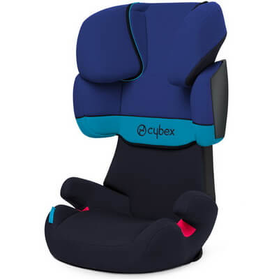 Cybex Solution X - Blue Moon