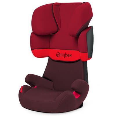 Cybex Solution X - Rumba Red