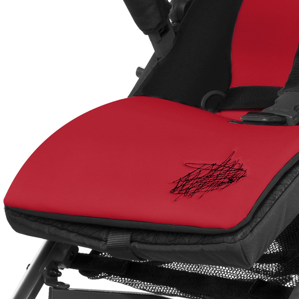 Cybex Onyx Black 2015 - Hot & Spicy