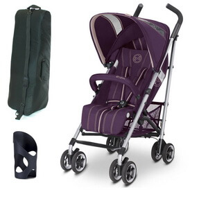 Cybex Onyx - Travel Set - Princess Pink