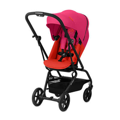 Cybex Eezy S Twist Plus - Fancy Pink