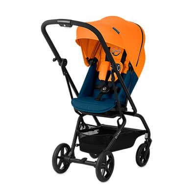 Cybex Eezy S Twist Plus - Tropical Blue