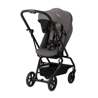 Cybex Eezy S Twist Plus - Manhattan Grey