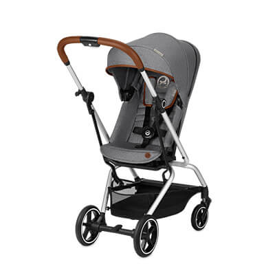 Cybex Eezy S Twist Plus - Denim - Manhattan Grey