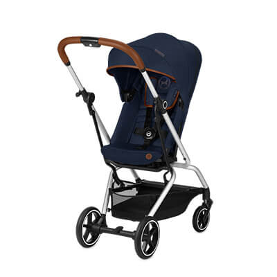Cybex Eezy S Twist Plus - Denim - Denim Blue