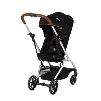 Cybex Eezy S Twist Plus - Denim - Lavastone Black