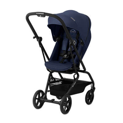 Cybex Eezy S Twist Plus - Denim Blue
