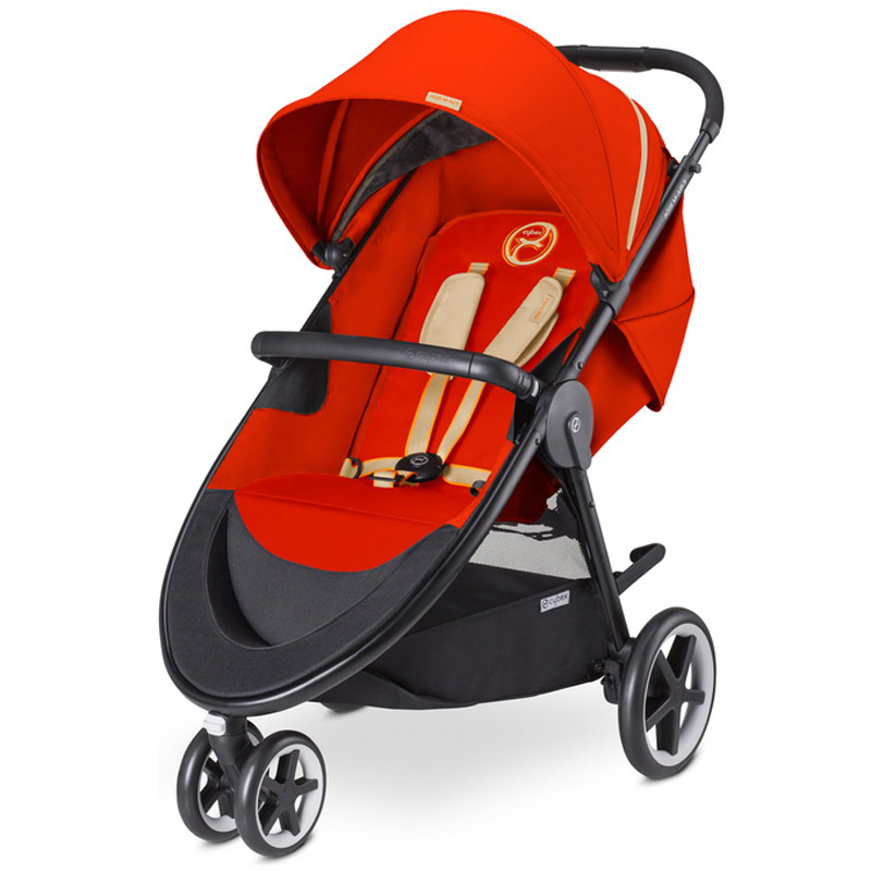 Cybex Agis M-Air 3 - Autumn Gold