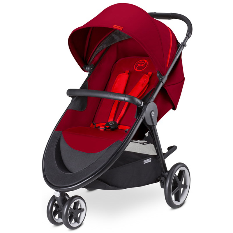 Cybex Agis M-Air 3 - Hot & Spicy
