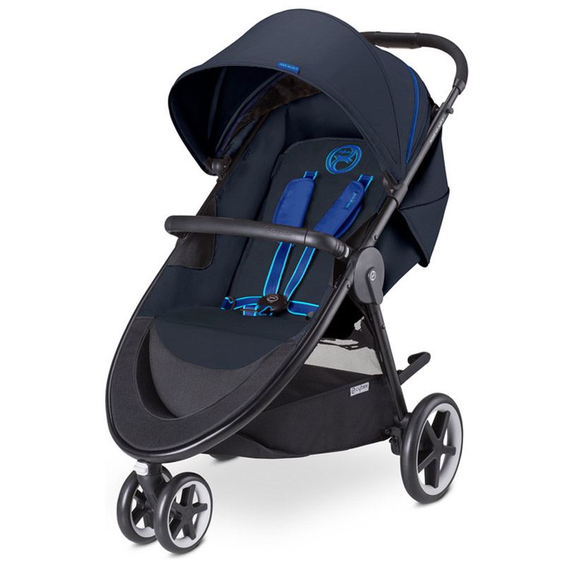 Cybex Agis M-Air 3 - True Blue