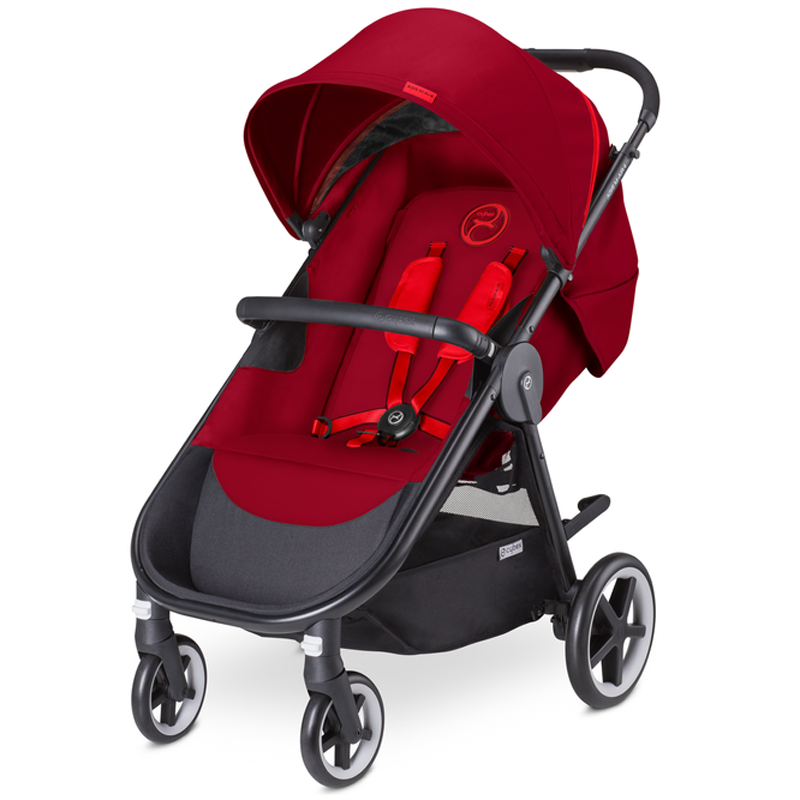 Cybex Agis M-Air 4 - Hot & Spicy