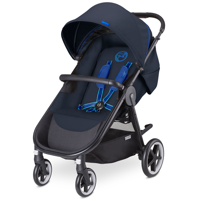 Cybex Agis M-Air 4 - True Blue