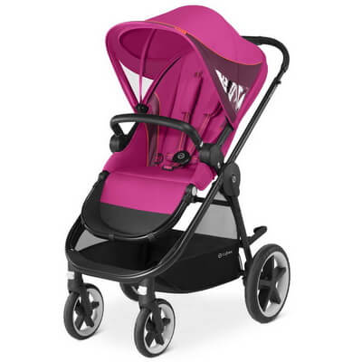 Cybex Balios M - Passion Pink