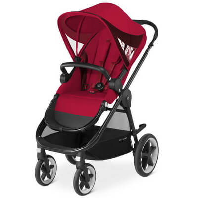 Cybex Balios M - Rebel Red