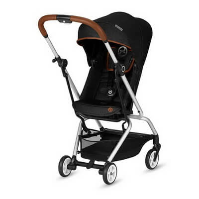 Cybex Eezy S Twist - Denim - Lavastone Black