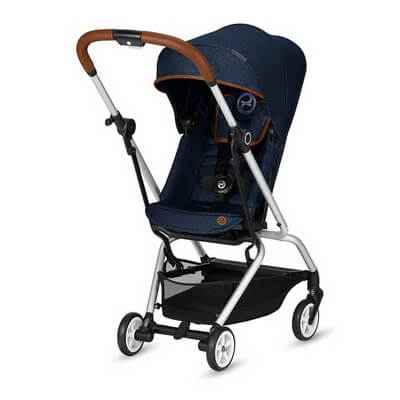 Cybex Eezy S Twist - Denim - Denim Blue