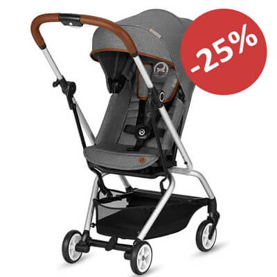 Cybex Eezy S Twist - Denim - Manhattan Grey