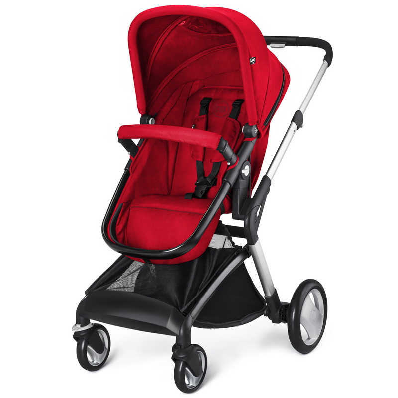 Cybex CBX Cura - Rumba Red