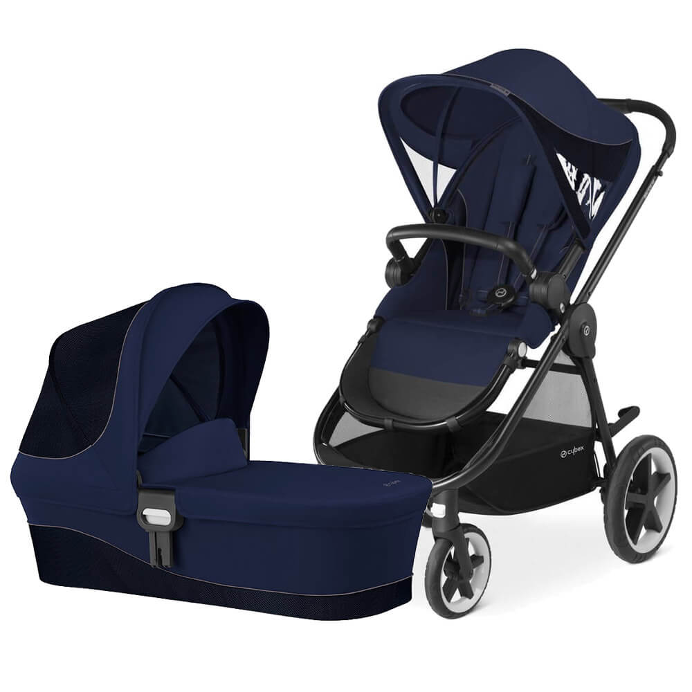 Cybex Balios M 2-в-1 - Midnight Blue