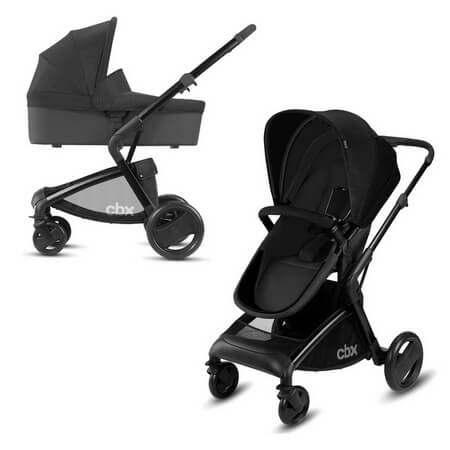 Cybex CBX Bimisi Pure (2-в-1) - Smokey Anthracite