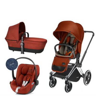 Cybex Priam Lux 3-в-1 - Autumn Gold
