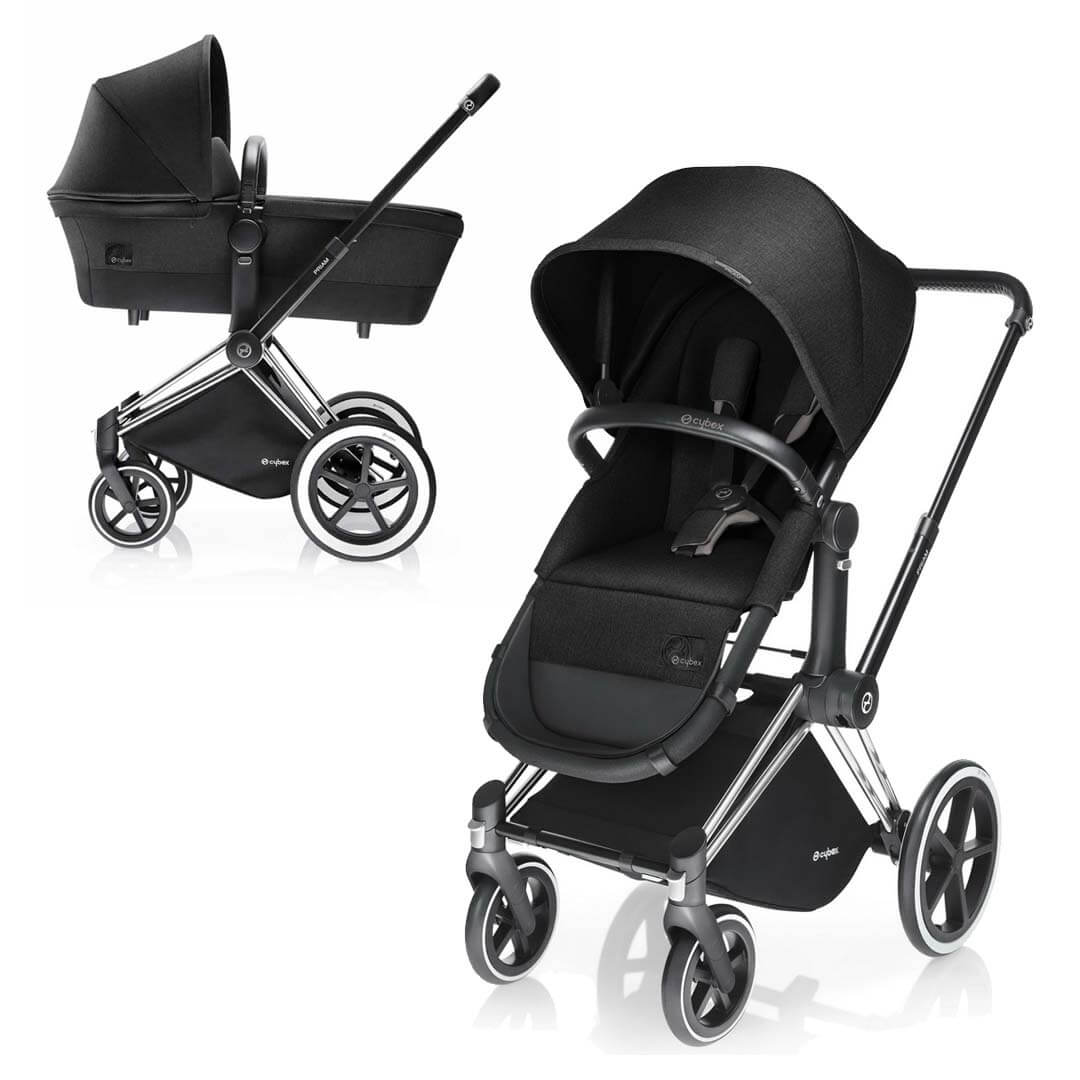 Cybex Priam Light 2-в-1 - Stardust Black / Trecking