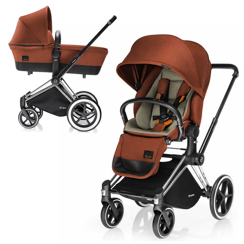 Cybex Priam Lux 2-в-1 - Autumn Gold / Trecking