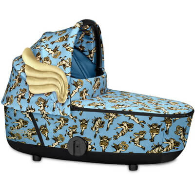 Cybex Mios Carrycot - Cherubs by Jeremy Scott