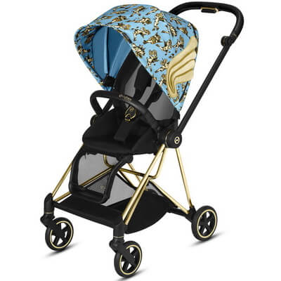 Cybex Mios, Cherubs by Jeremy Scott