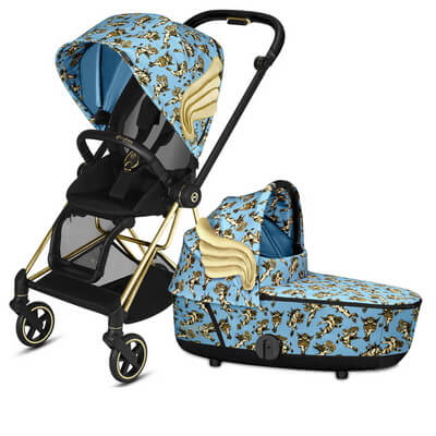 Cybex Mios, Cherubs by Jeremy Scott -